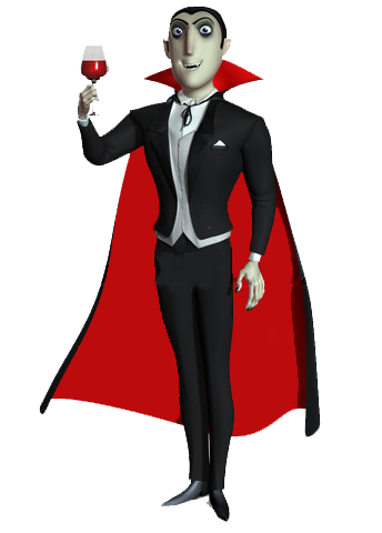 Count dracula clipart clipart black and white stock Count Dracula Clip Art | Clipart Panda - Free Clipart Images clipart black and white stock