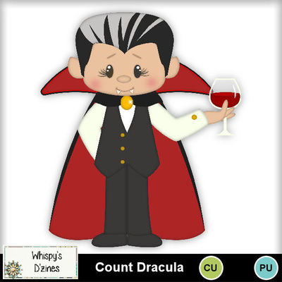 Count dracula clipart clip black and white download Digital Scrapbooking Kits | Count Dracula Clipart Set-(Whispy ... clip black and white download