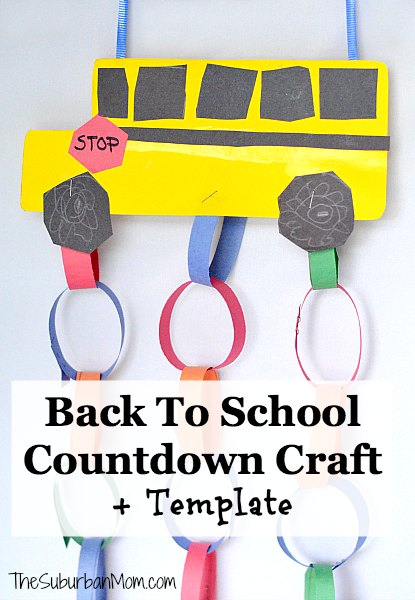 Countdown back to school clipart banner stock 17 Best images about School Days-Back to School Crafts on ... banner stock