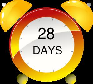 Countdown calendar clipart clipart library Countdown calendar clipart - ClipartFest clipart library