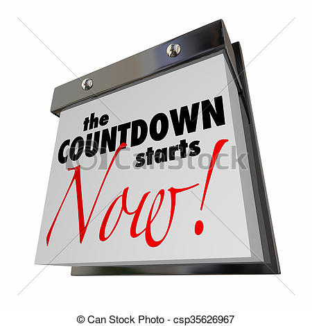 Countdown calendar clipart royalty free Clip Art Countdown Calendar – Clipart Free Download royalty free