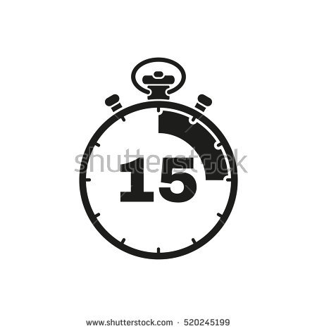 Countdown clipart with number 15 picture library library 15 Seconds Stock Photos, Royalty-Free Images & Vectors - Shutterstock picture library library
