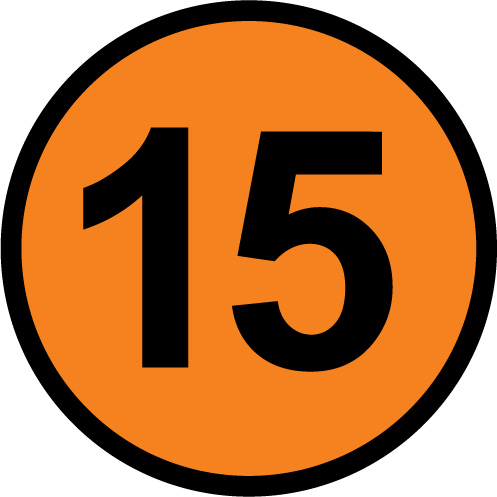 Countdown clipart with number 15 png freeuse library Index png freeuse library