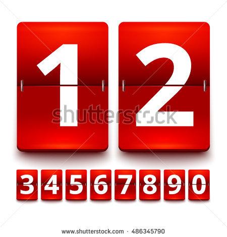 Countdown timer clipart clip art free stock Countdown Timer Stock Images, Royalty-Free Images & Vectors ... clip art free stock
