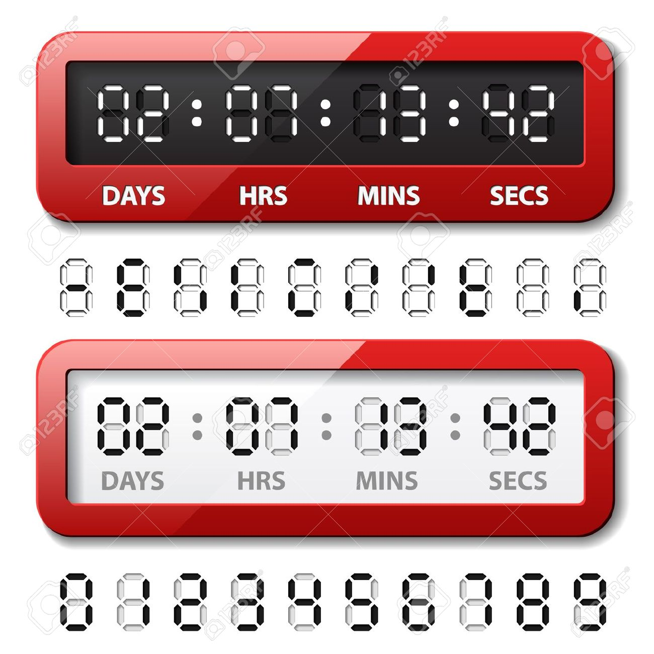 Countdown timer clipart graphic freeuse download Timer Clipart (3290) Free Clipart Images — Clipartwork graphic freeuse download