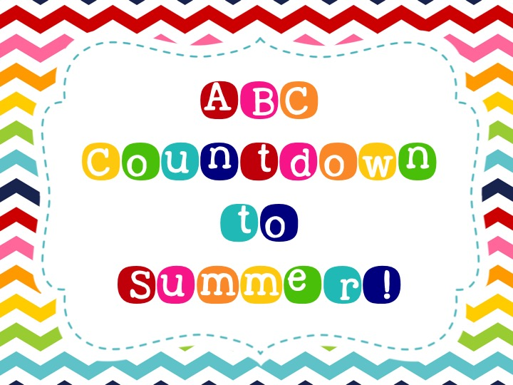 Countdown to school clipart clip art freeuse stock Countdown to Summer! | Sweet Sweet Primary clip art freeuse stock
