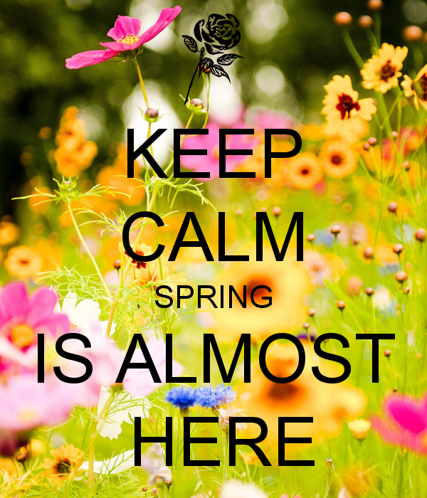 Countdown to spring clipart banner transparent stock Rewind 103.9 on Twitter: