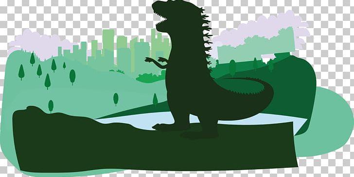 Counter attack clipart jpg royalty free DINOSAURS COUNTER ATTACK 3D Godzilla Euclidean Illustration PNG ... jpg royalty free