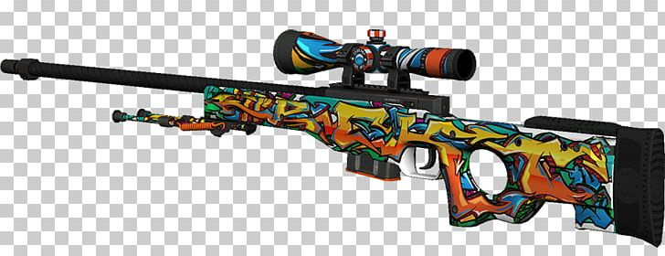 Counter-Strike: Global Offensive Video Game Sniper Rifle Weapon PNG ... picture black and white