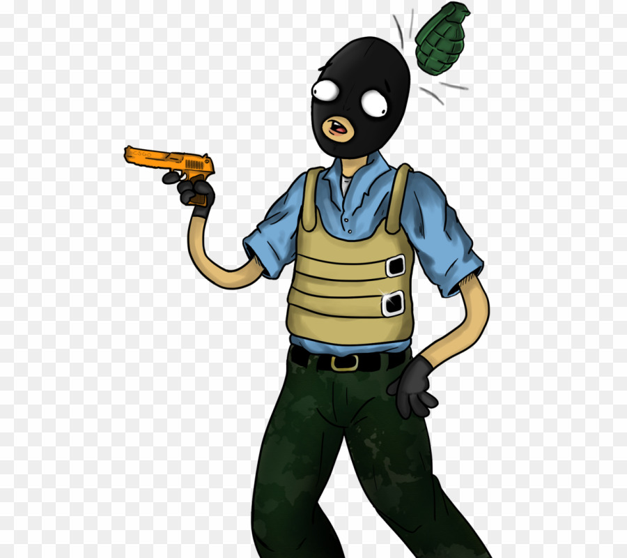 Counterstrike clipart picture transparent Cs Go Animado PNG Counter-strike: Global Offensive Video Games ... picture transparent