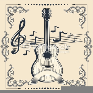 Country and western music clipart graphic transparent Country Western Music Clipart | Free Images at Clker.com - vector ... graphic transparent