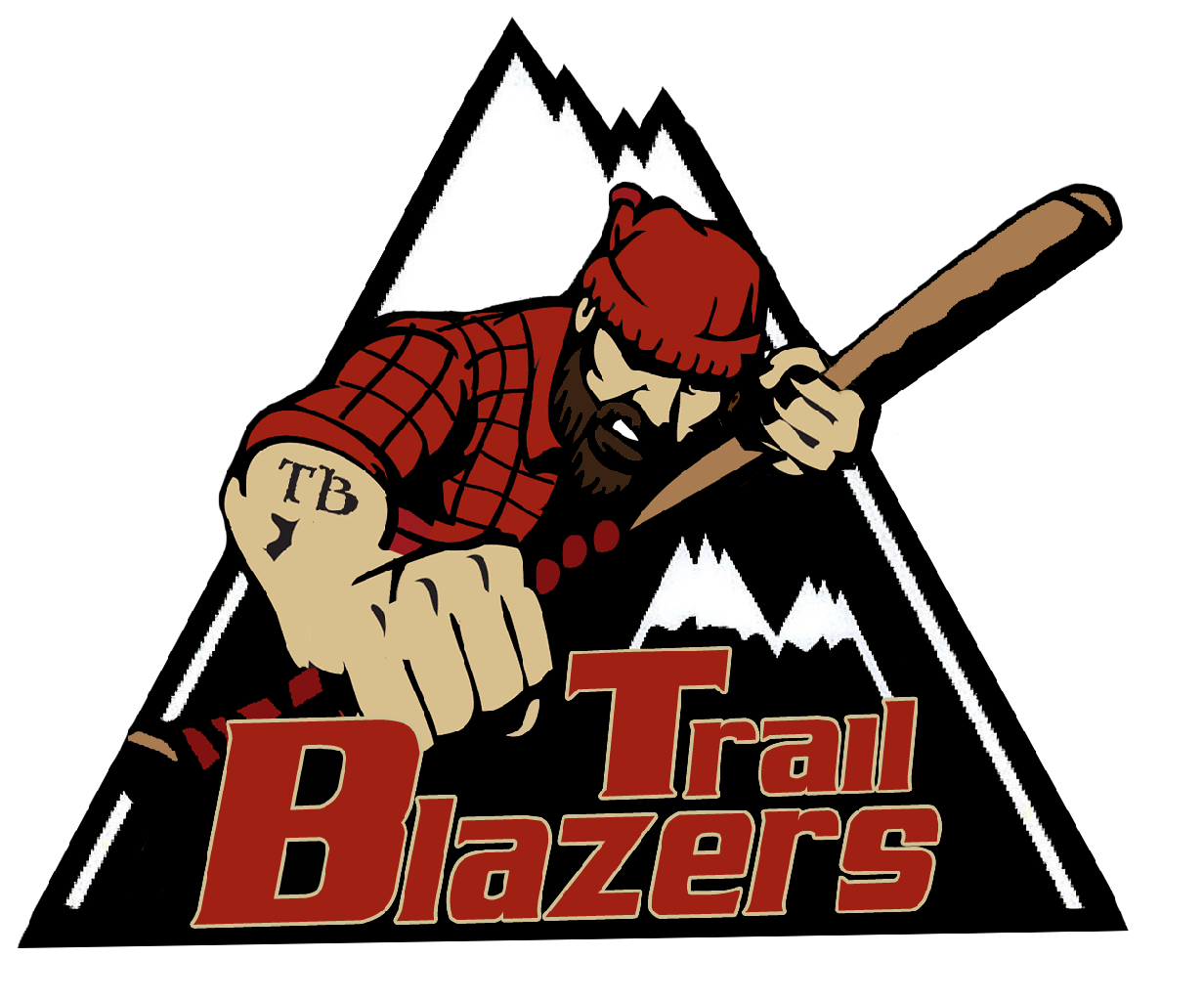 Country baseball clipart jpg library Home of The Adirondack Trail Blazers | Wix.com jpg library