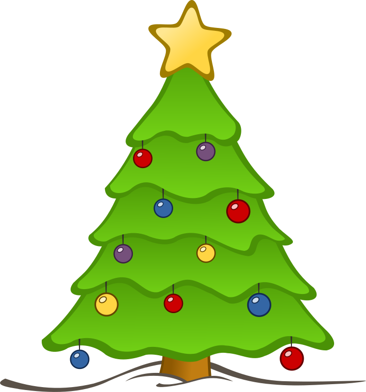Country christmas tree clipart clip Christmas Trees Drawing at GetDrawings.com | Free for personal use ... clip