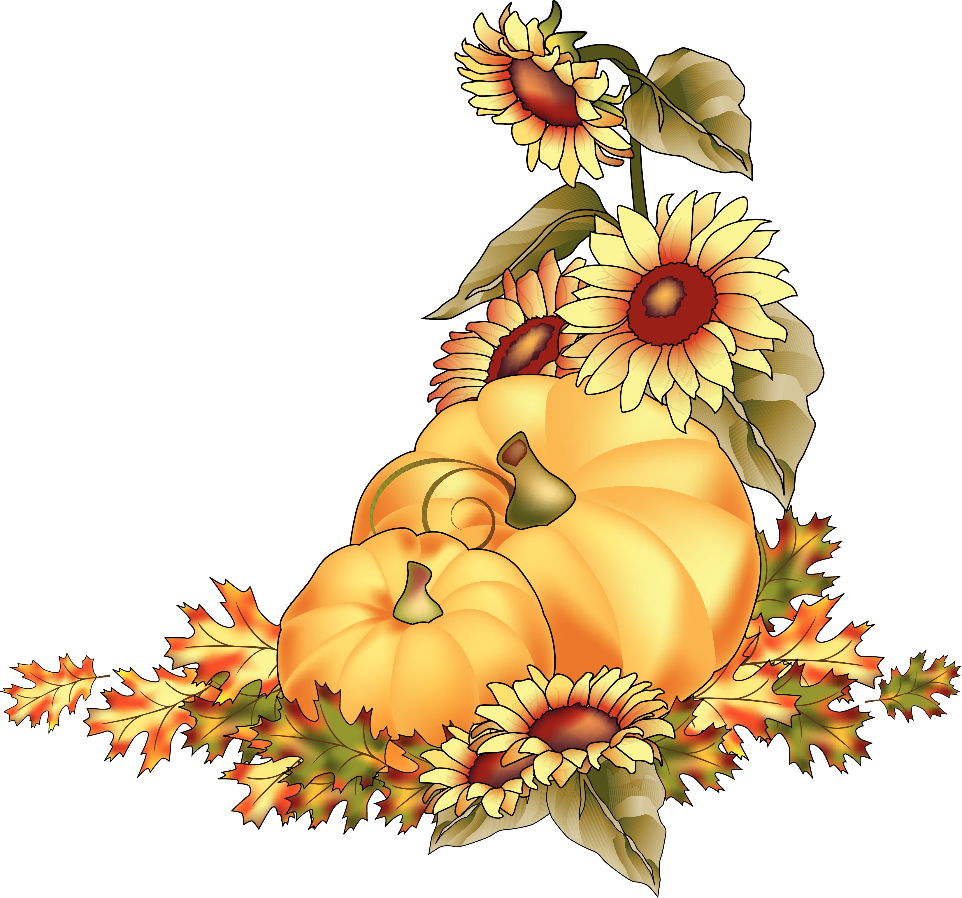 Free fall clipart images. Autumn country cliparts download