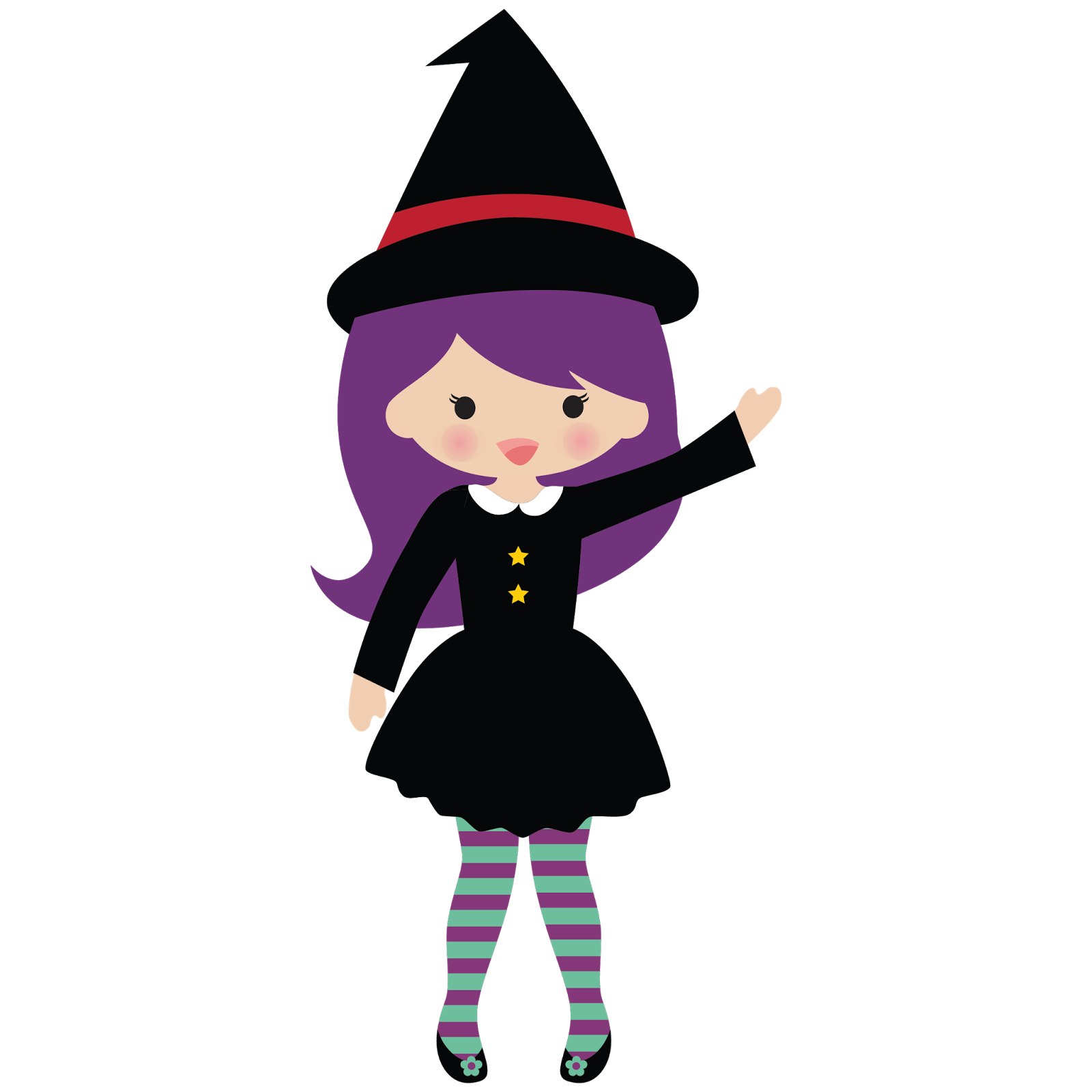 Female halloween clipart.  collection of happy