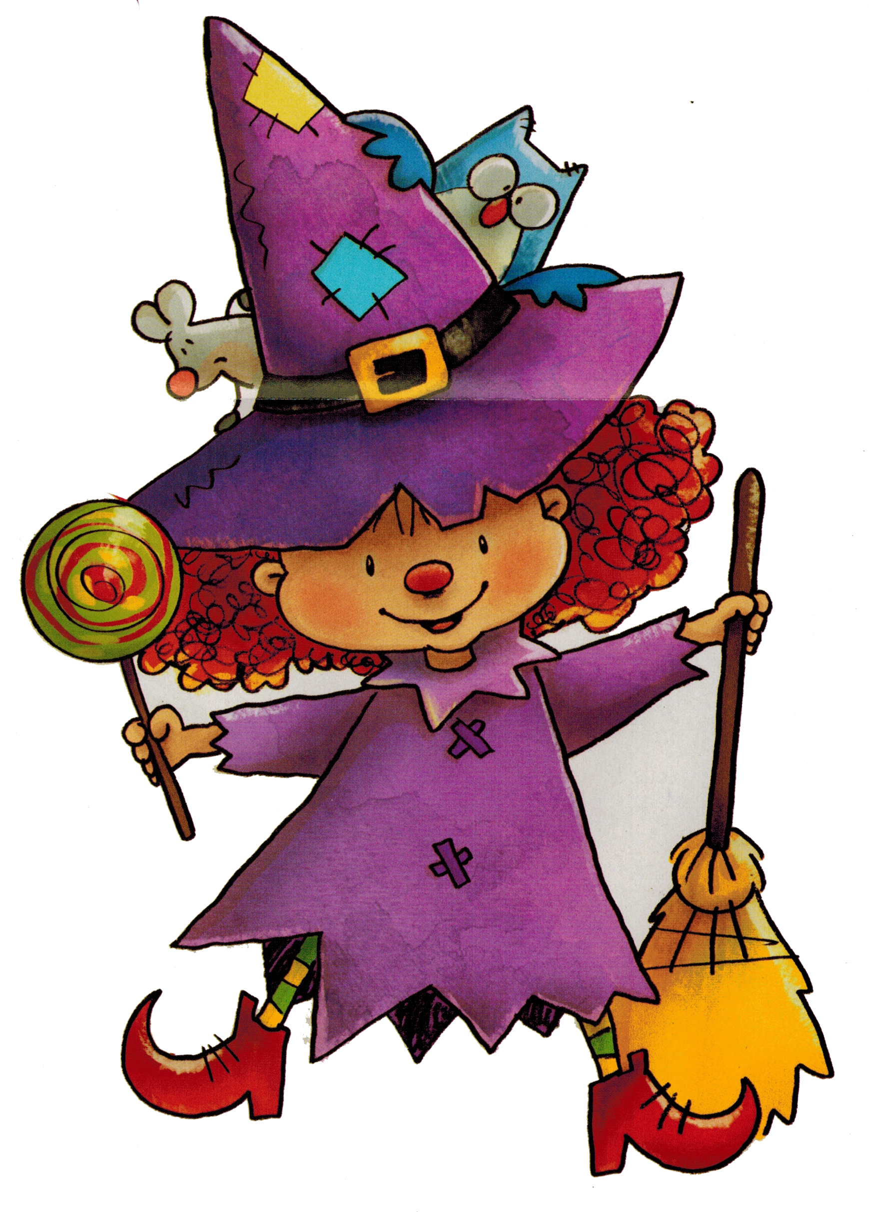 Free country halloween clipart picture transparent library Pin by Ellen De Buck on heksen - nieuwsgierig lotje | Pinterest ... picture transparent library