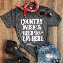 Country music and beer thats why im here clipart clip art library stock Popular Crazy Tshirt-Buy Cheap Crazy Tshirt lots from China ... clip art library stock