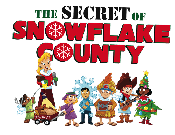Secret snowflake clipart clipart library TWCA news 12/9 clipart library