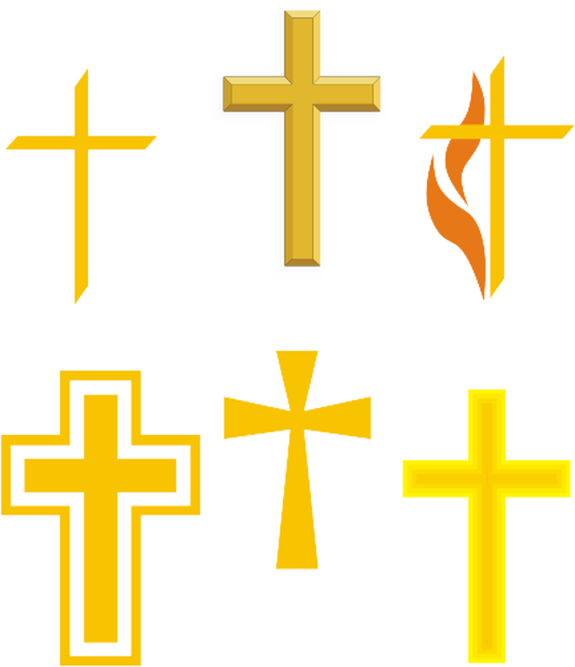 Methodist church cross clipart clip stock Take an Illustrated Tour of Christian Symbols | Pinterest ... clip stock