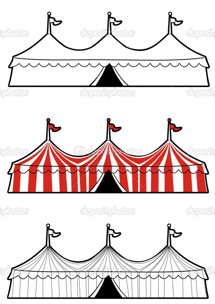 County fair boarders clipart black and white svg royalty free library Fair Tent | Free download best Fair Tent on ClipArtMag.com svg royalty free library