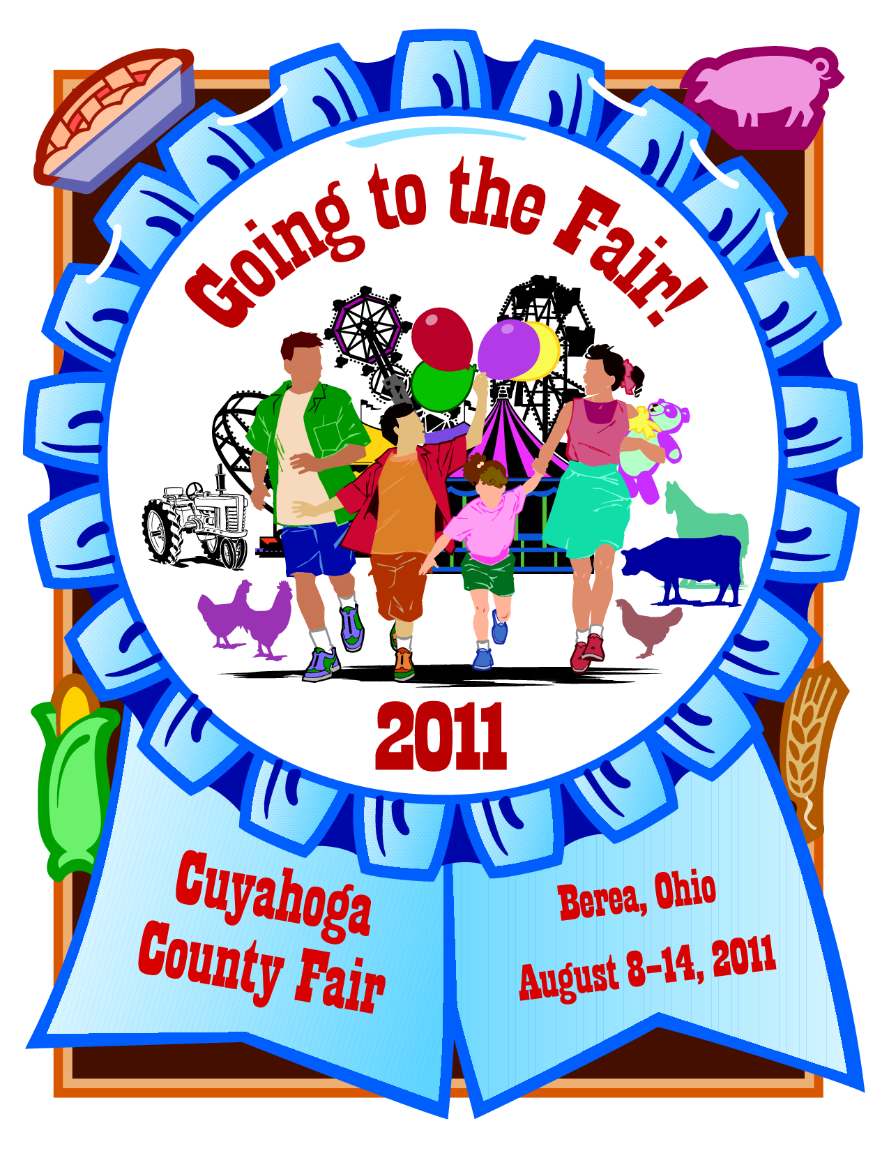 County fair clipart free