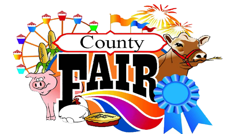 County fair boarders clipart black and white clip art library library Livingston County Fair set to kick off Friday, July 5th clip art library library
