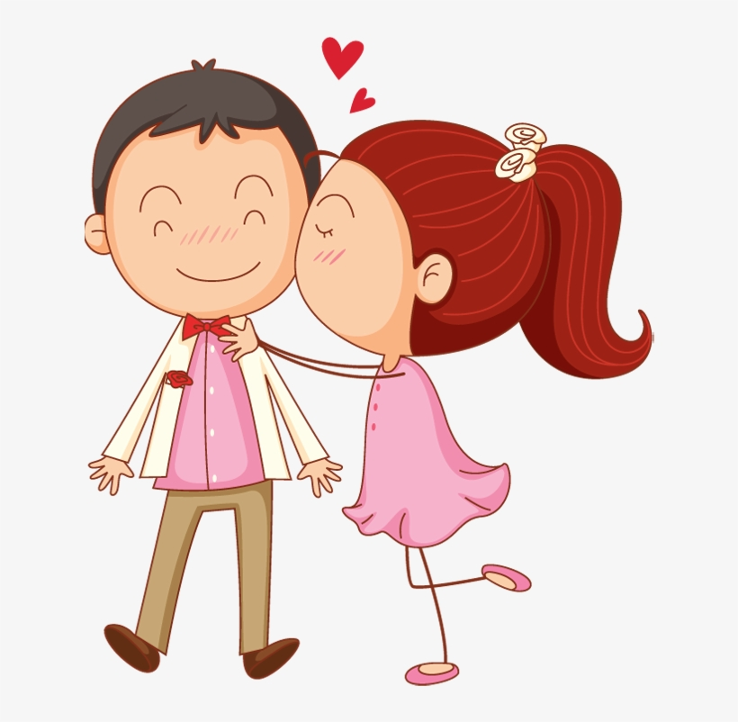 Couple clipart free picture royalty free download Valentines Day Couple Png Picture - Couple In Love Clipart ... picture royalty free download