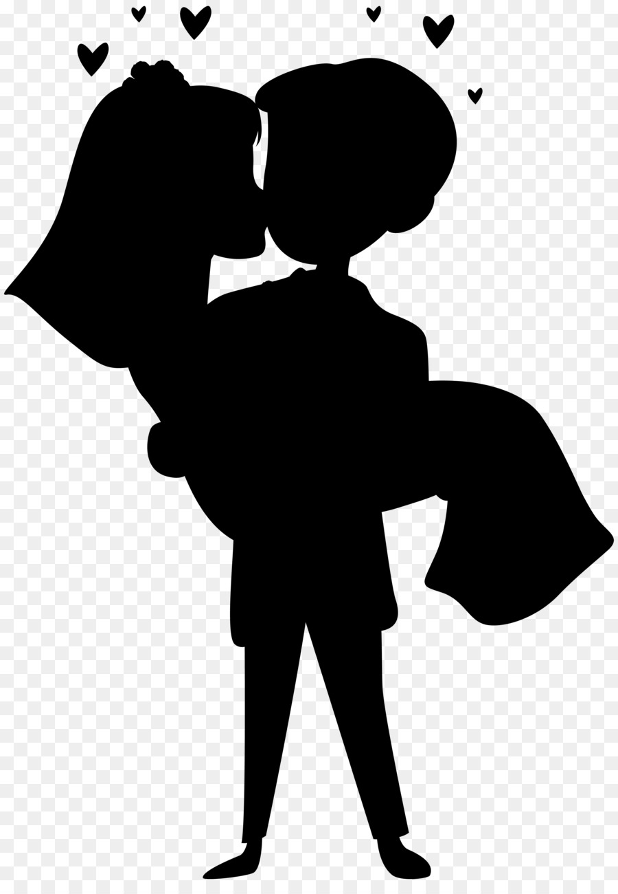 Couple in love clipart black and white svg royalty free download Love Black And White png download - 5594*8000 - Free ... svg royalty free download