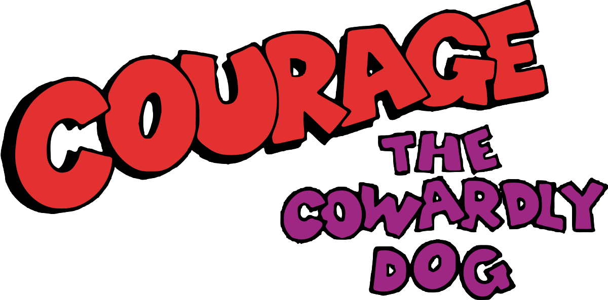 Courage the cowardly dog clipart clip free download Outline Of Courage The Cowardly Dog Group (71+) clip free download