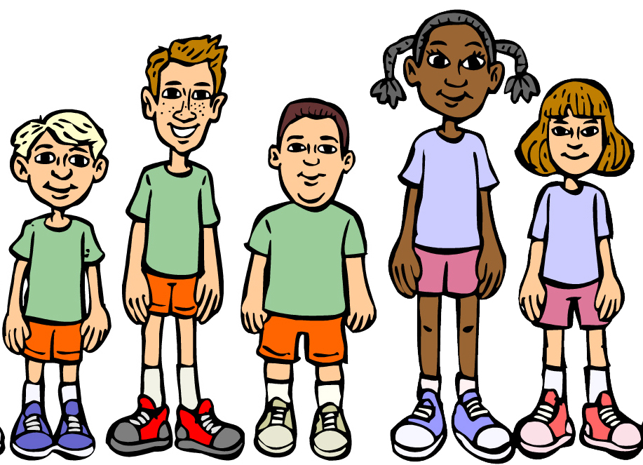 Clipart of kid working by themself banner freeuse Cousins Clipart | Free download best Cousins Clipart on ClipArtMag.com banner freeuse