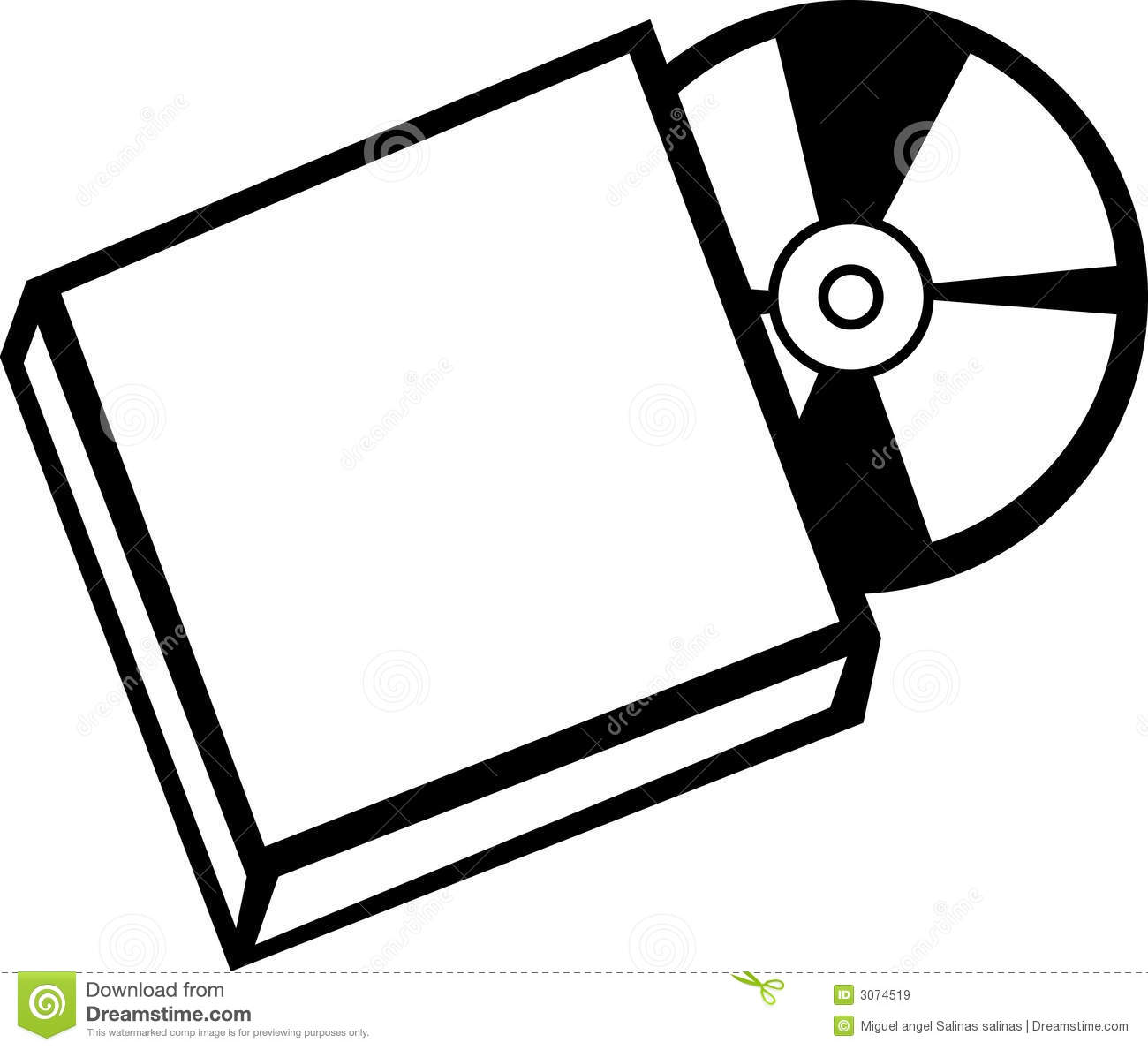 Dvd Cover Clipart & Clip Art Images #31692 - clipartimage.com jpg royalty free download