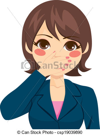 Cover mouth clipart banner free download Covering mouth Illustrations and Clipart. 955 Covering mouth ... banner free download