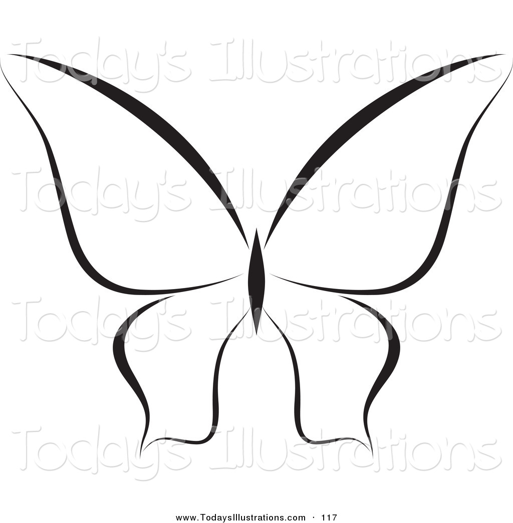 Cover sheets clipart black and white butterfly jpg library Butterflies Clipart Black And White   Free download best ... jpg library