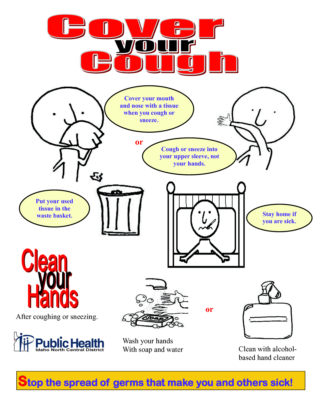 Cover your mouth clipart free download Cover Your Cough Clipart - Clipart Kid free download