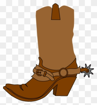 Cow boy boot for girl and boy clipart jpg freeuse download Free PNG Cowboy Boots Clip Art Download - PinClipart jpg freeuse download