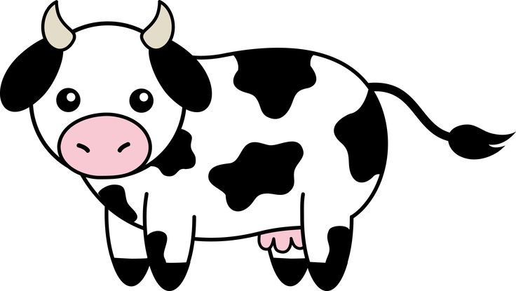 Cow clipart transparent image library Cow Clipart With Transparent Background | Clipart Panda ... image library