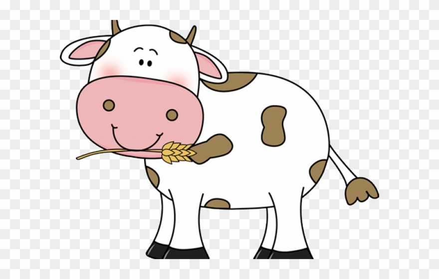 Cow clipart transparent vector library stock Transparent Background Cow Clip Art - Png Download (#276693 ... vector library stock
