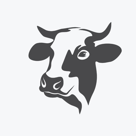 Cow head clipart black and white svg library Cow Head Clipart Black And White (102+ images in Collection) Page 1 svg library