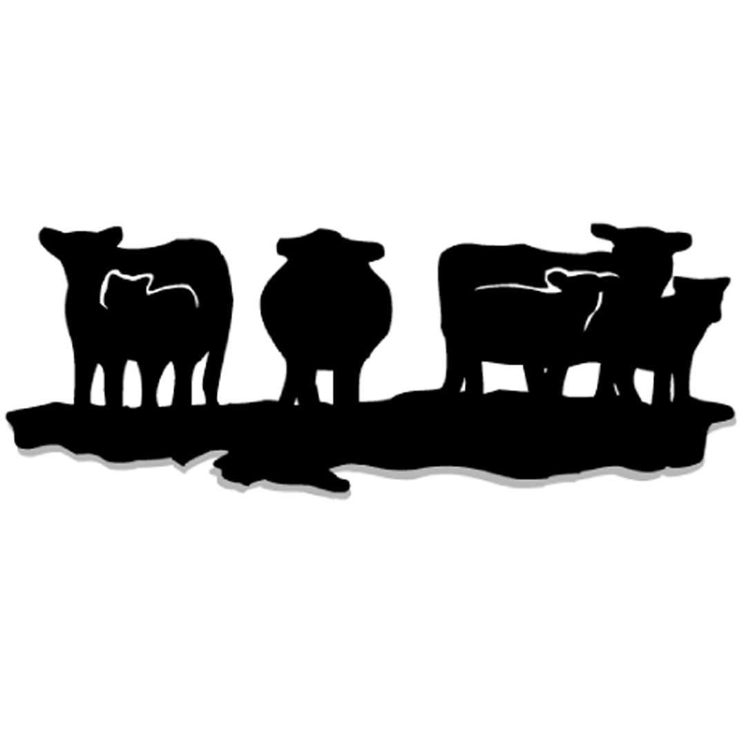 Cow herd clipart clip transparent BeefTalk: The challenge of cow size | Beef Talk | wlj.net clip transparent