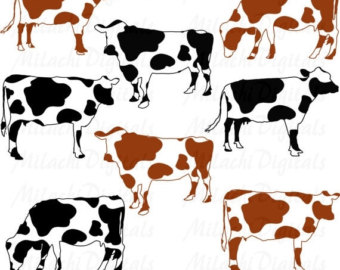 Cow herd clipart image royalty free download Cow clipart herd cattle pencil and in color cow – Gclipart.com image royalty free download
