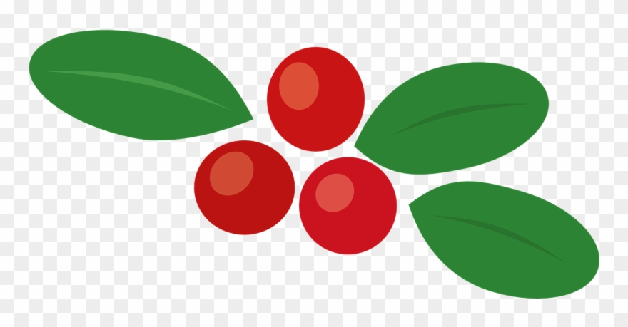 Cowberry Berry Autumn - Autumn Berries Clip Art - Png Download ... clip art transparent library