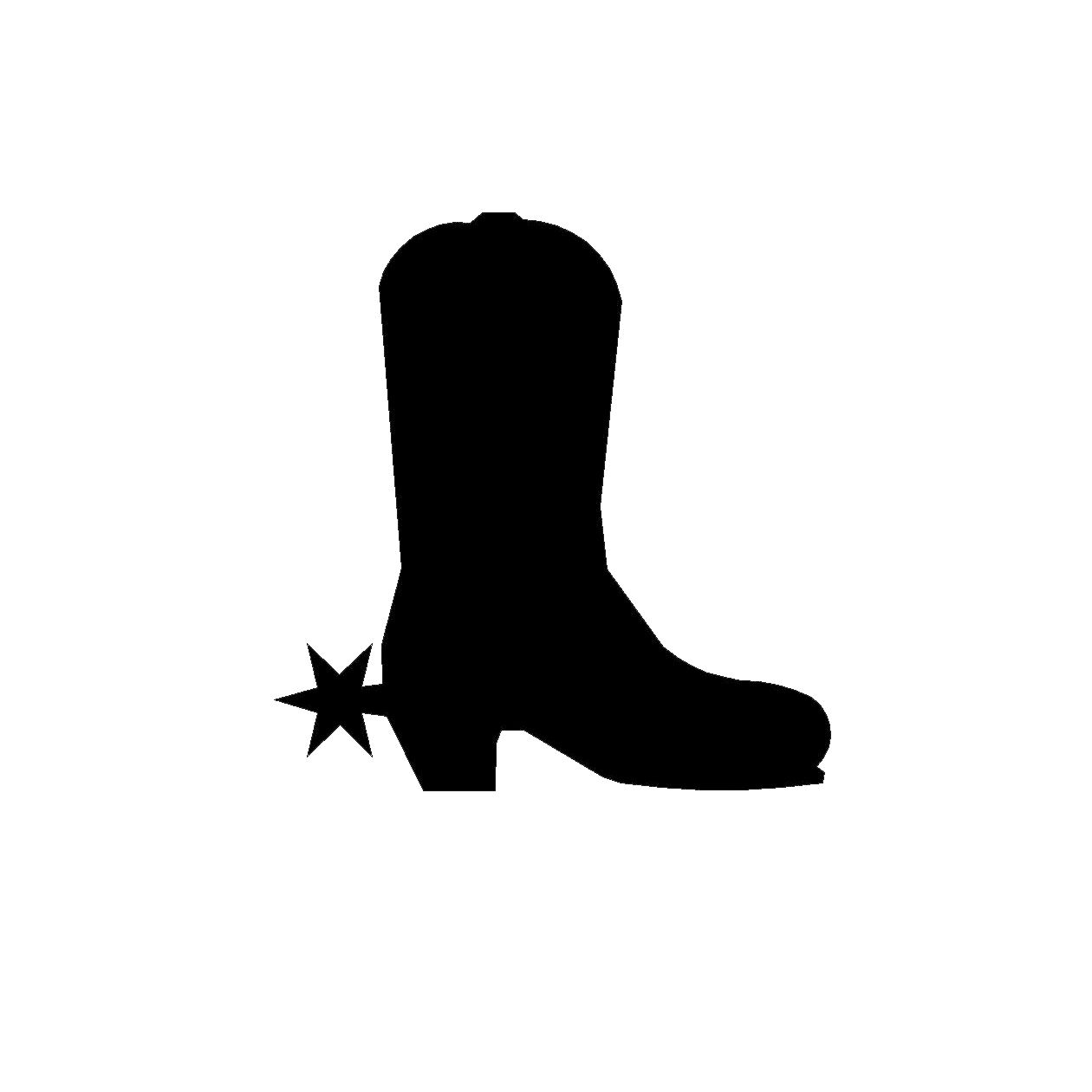 Cowboy boot silhouette clipart clip art library download Pin by Groovy Peacock on DIY ~ Vinyl | Horse silhouette, Cowboy ... clip art library download