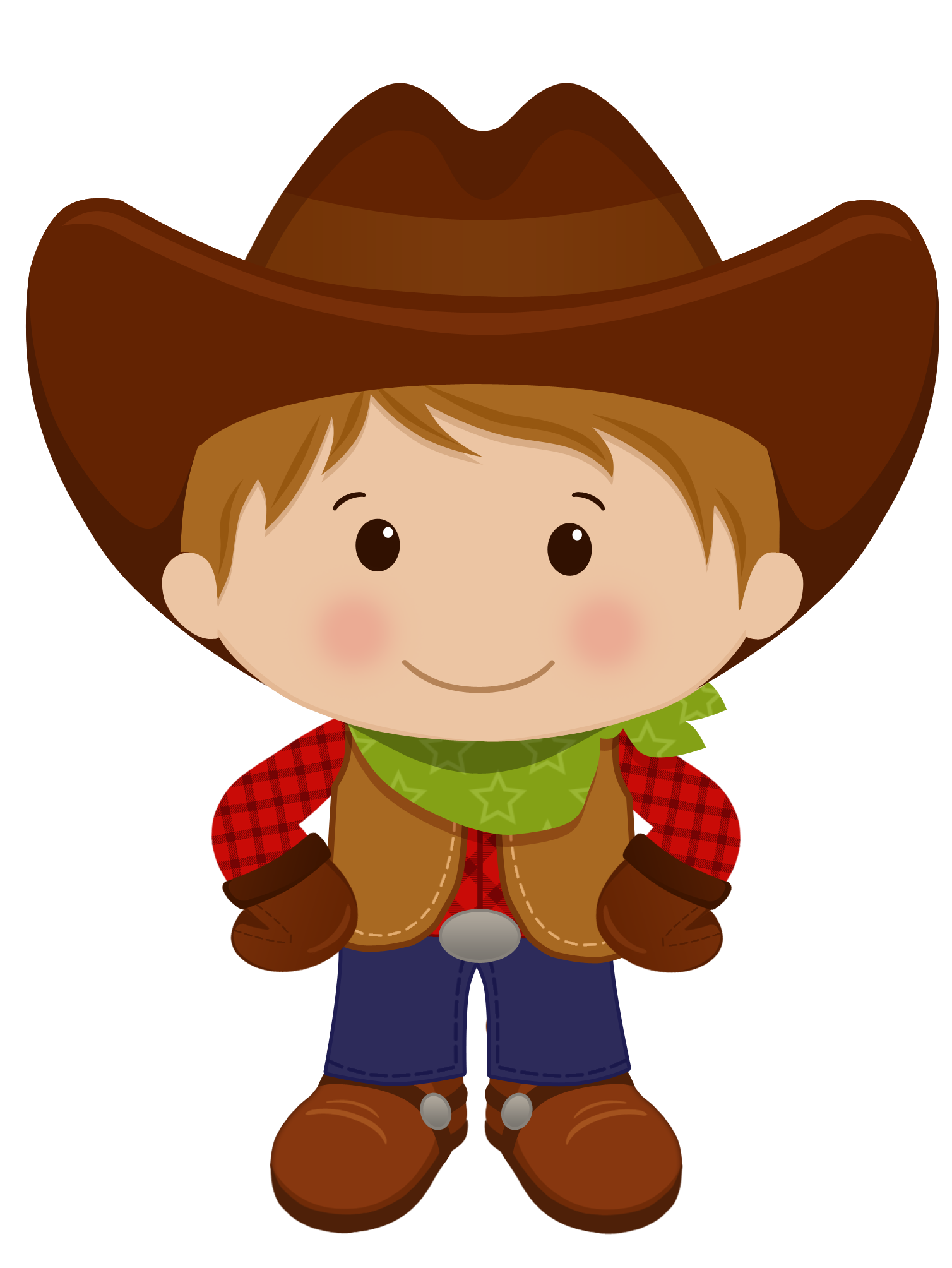 Cowboy christmas clipart picture free Red haired cowboy | Western/Cowboy & Cowgirl Clipart | Pinterest ... picture free
