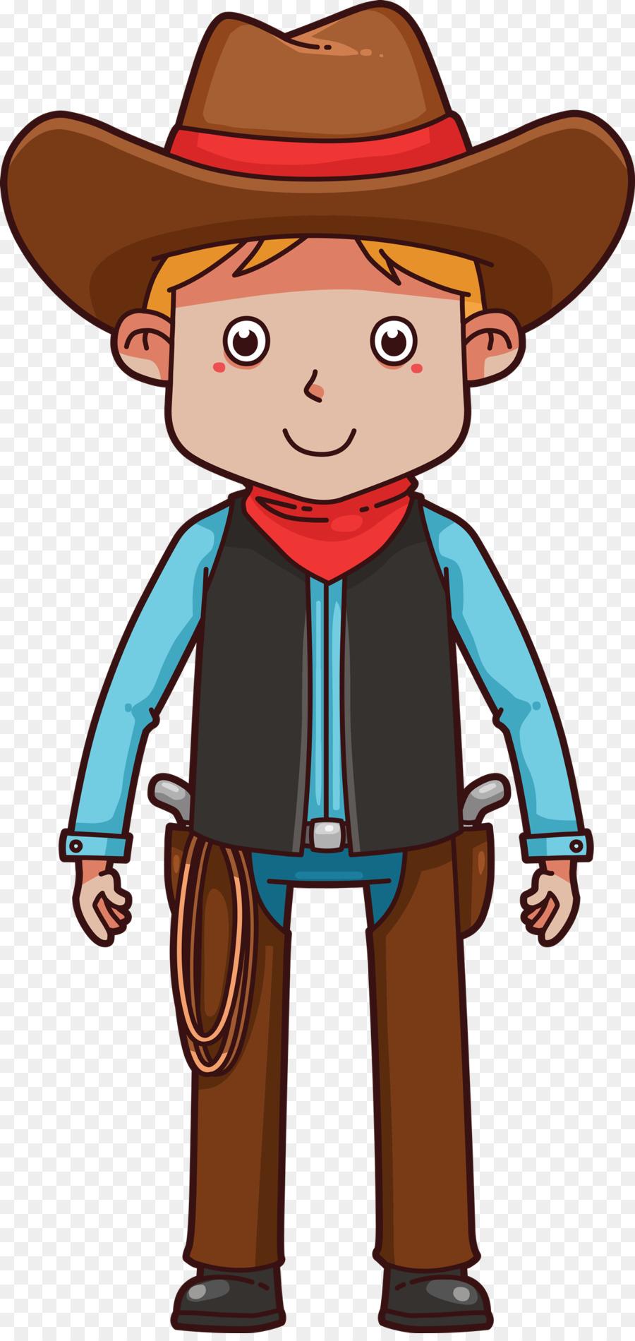 Cowboy clipart png svg download Cowboy Hat png download - 1200*2519 - Free Transparent American ... svg download