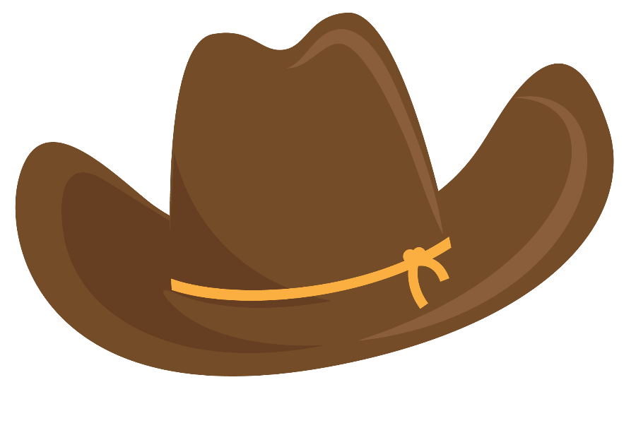 Cowboy hat crown clipart vector freeuse library Minus - Say Hello! | Boys:Cowboy | Pinterest | Cowboys, Svg file and ... vector freeuse library