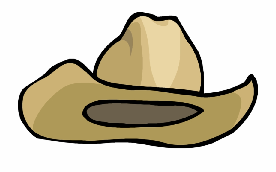Cowboy Hat Clipart - Cowboy Hat Clip Art {#77243} - Pngtube graphic library stock