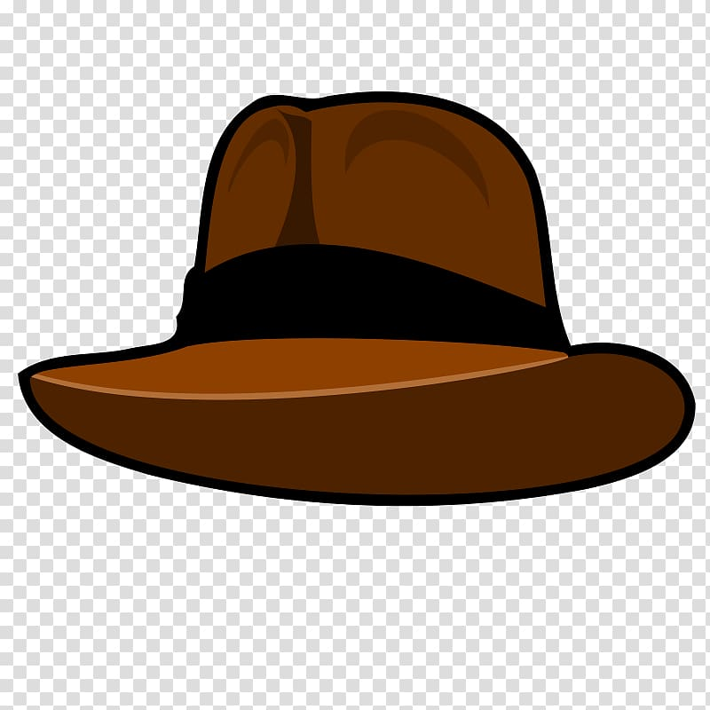 Cowboy hat on a cross clipart svg royalty free stock Brown and black hat hat, Hat Fedora , Cartoon Cowboy Hats ... svg royalty free stock