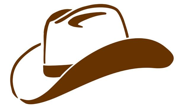 Cowboy Hat Clipart Black And White | Clipart Panda - Free Clipart ... jpg transparent stock