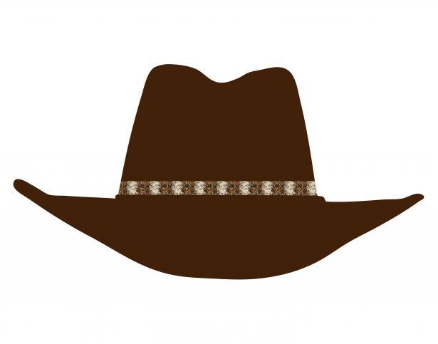 Cowboy hats clipart image transparent download Cowboy Hat Clip-art Free Stock Photo - Public Domain Pictures image transparent download