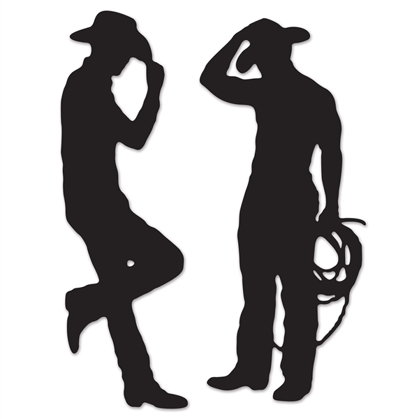 Cowboy silhouette patterns free clipart free Cowboy Silhouette | Free Download Clip Art | Free Clip Art | on ... free